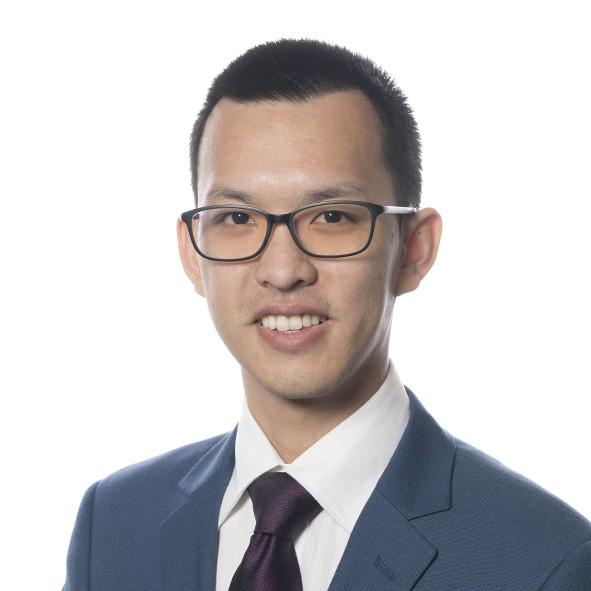 Justin Wong portrait
